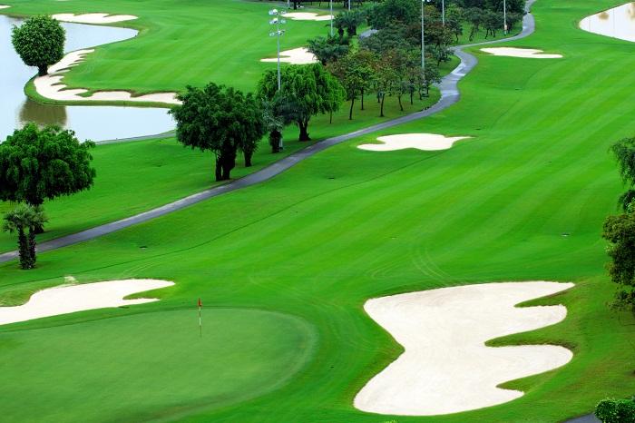 Long Thành golf1