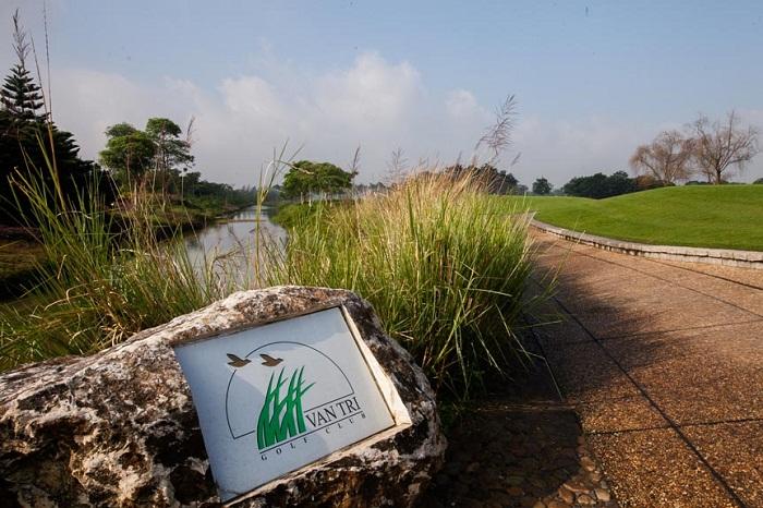 Vân trì golf