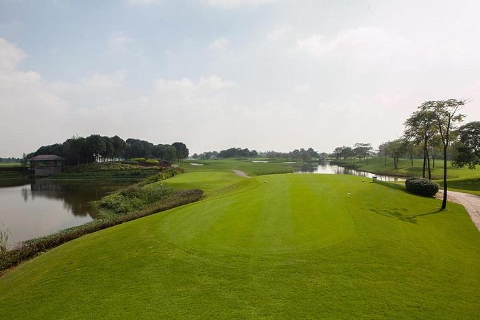 Vân trì golf1