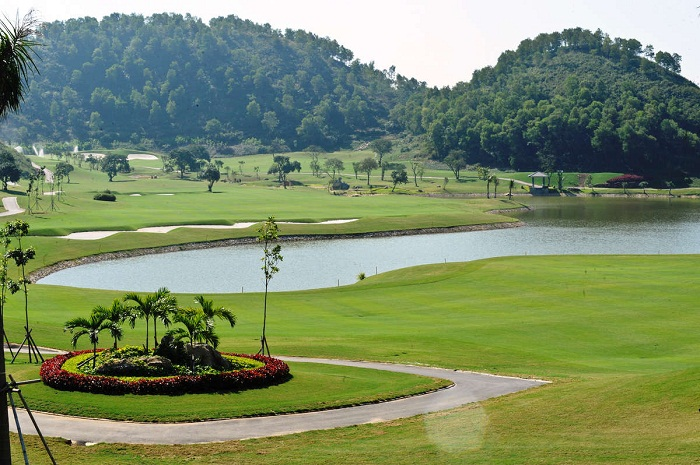 Móng cái International Golf Club3