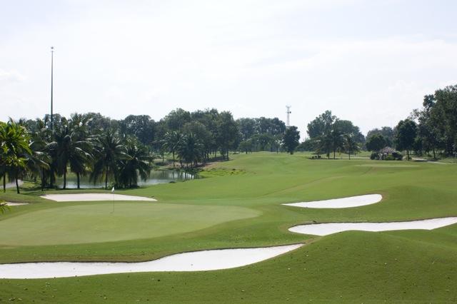 Viet Nam Golf & Country Club (36 Holes)