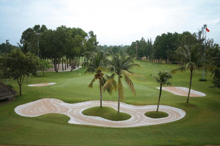 Sông Bé Golf Resort (27 Holes)