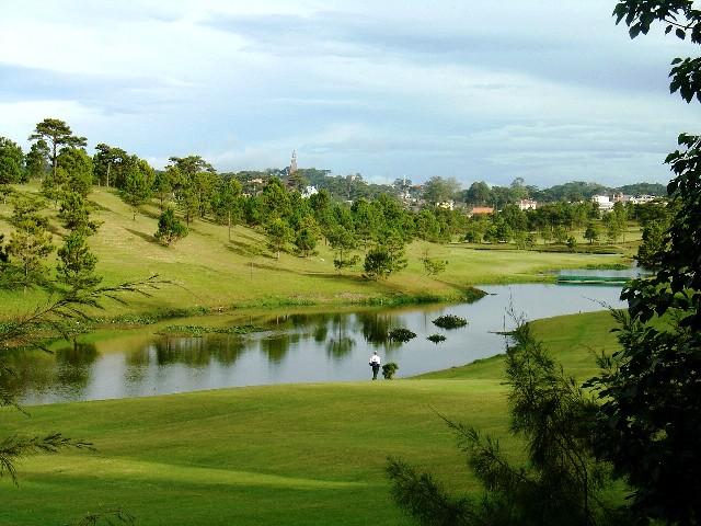 DaLat Palace Golf Club (18 Holes)