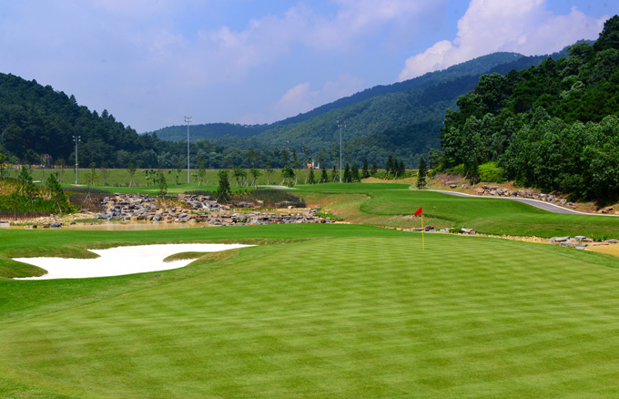 BRG Legend Hill Golf Resort2