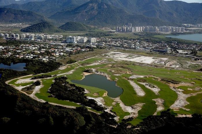 Olympics-golf-course
