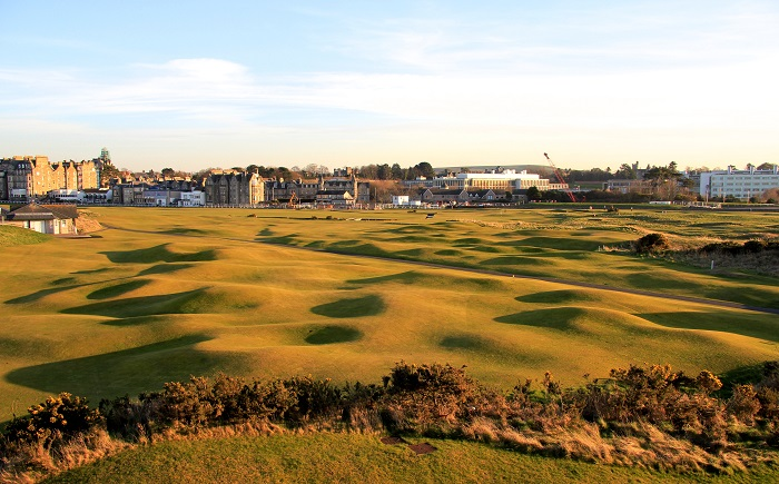 Sân golf St Andrews Old Course