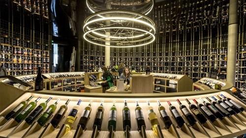 160531-30-369 - La Cité du vin de Bordeaux - phpto : Renaud Joubert