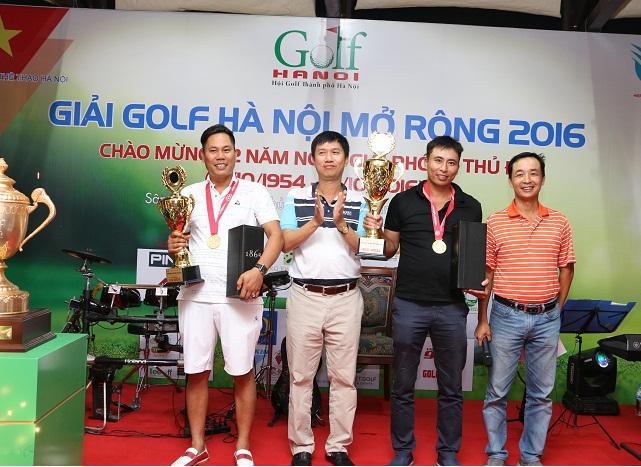 Ở bảng đấu dành cho các golfer non amateur, chức vô địch đã thuộc về golfer Nguyễn Văn Bằng với điểm Gross 70.