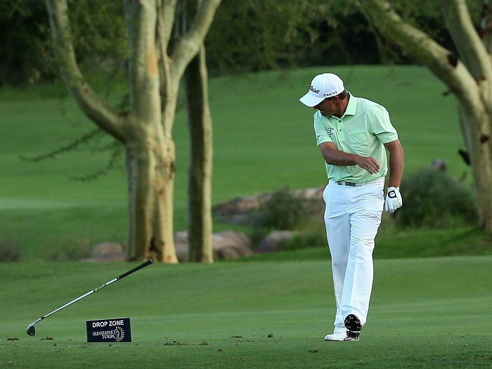 Alfred Dunhill Championship - Day Two