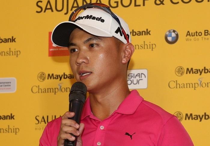 Top ASEAN golfers join Maybank Championship 2017