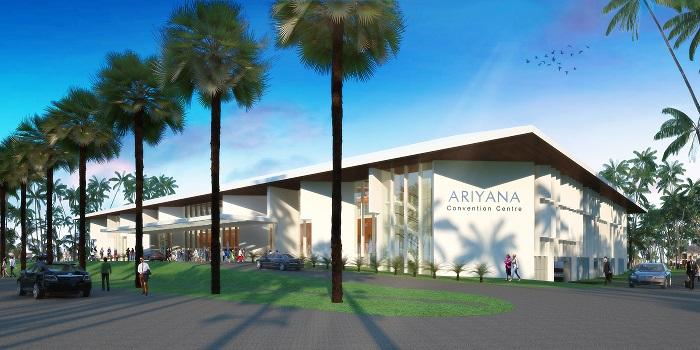 Ảnh Mô hình Trung tâm hội nghị Ariyana (ADECC) Đà Nẵng1