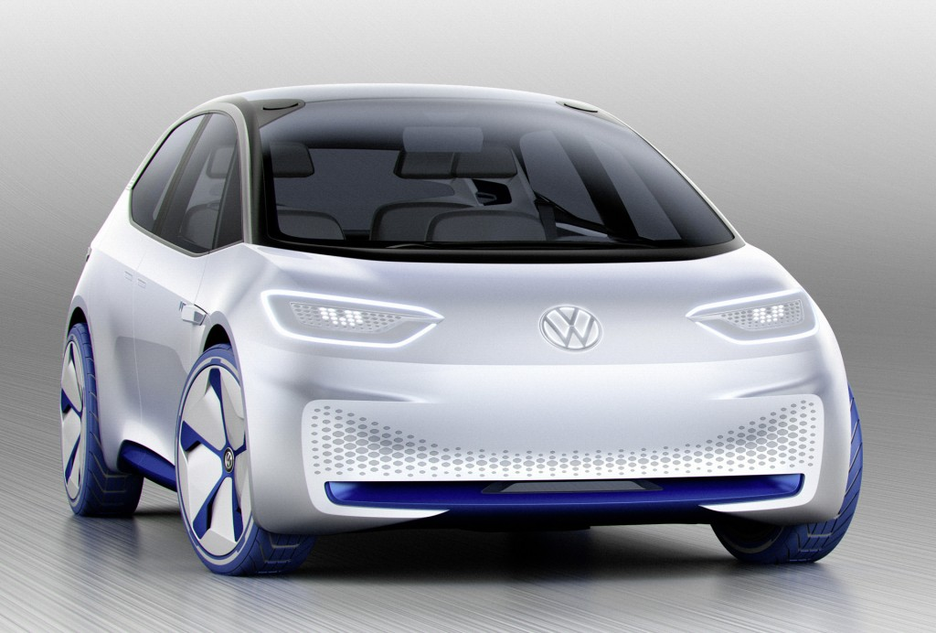 Volkswagen Electric Car Concept