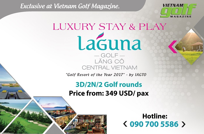 Luxury Stay & Play at Laguna Lang Co Vietnam