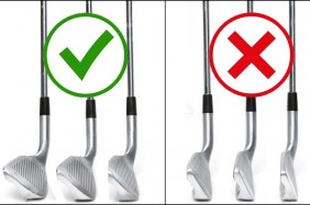 14771452-golf-club-angle-comparison-on-white-background-classic-blade-irons-Stock-Photo