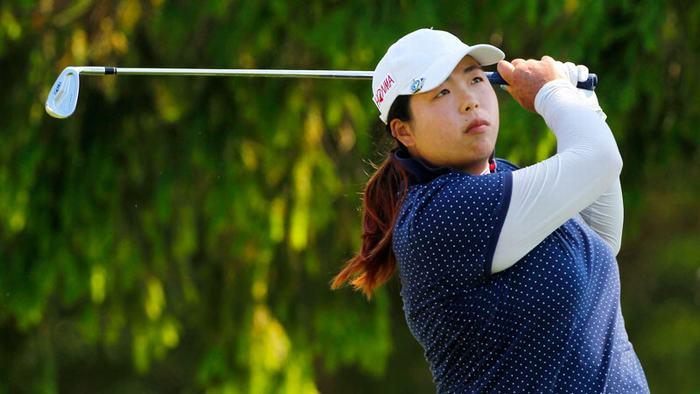 Shanshan Feng gây thất vọng ở vòng đấu cuối