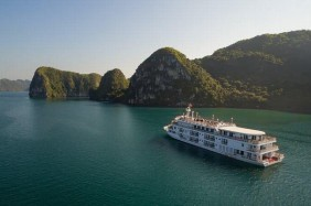 Paradise Elegance on Halong Bay