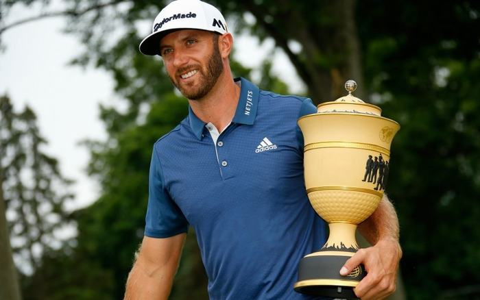 Dustin Johnson vô địch Bridgestone Invitational 2016