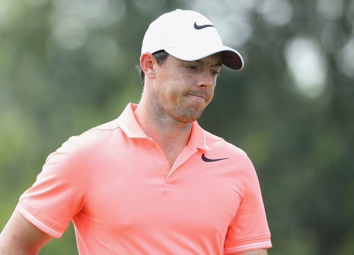 Rory McIlroy chưa vô giải nào kể từ Tour Championship mùa trước