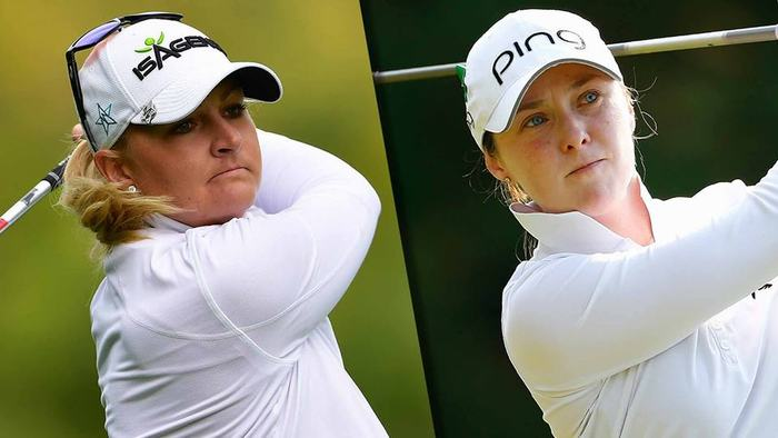 Anna Nordqvist  vs Brittany Altomare