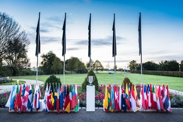 MercedesTrophy World Final 2017
