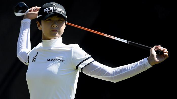 Số 1 mới của golf nữ - Sung Hyun Park