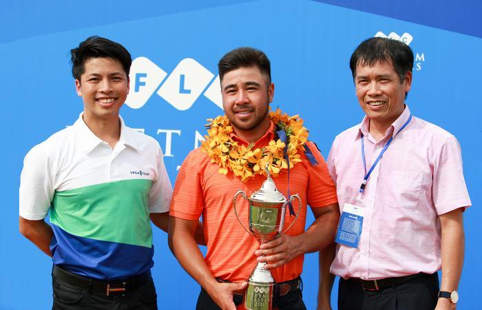 Nhà vô địch Andy Chu