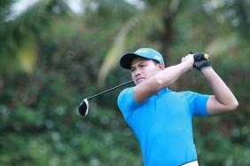 Golfer Thái Trung Hiếu