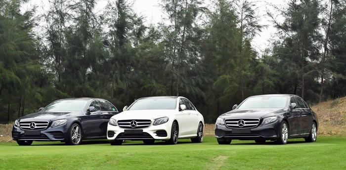Giải HIO là các xe hơi hạng sang