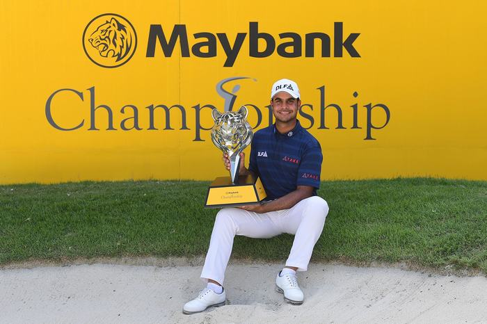 Shubhankar Sharma xuất sắc giành ngôi vô địch