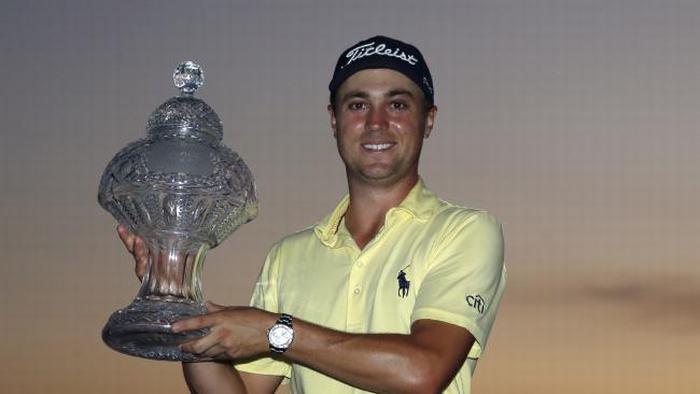 Justin Thomas có danh hiệu PGA Tour thứ 8 trong sự nghiệp