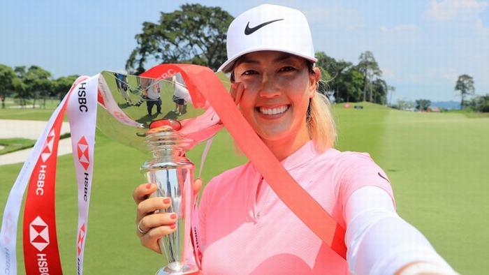 Michelle Wie có danh hiệu LPGA thứ 5 trong sự nghiệp