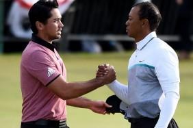 Tiger Woods sẽ đánh cặp với Jason Day trong 2 vòng đấu đầu tiên