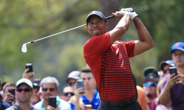 Tiger Woods cán đích T2 tại Valspar Championship 2018
