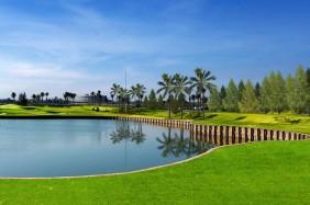 Sân bulkhead style đầu tiên của Châu Á tại BRG Đà Nẵng Golf Resort