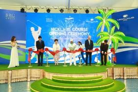 Lễ khai trương sân golf Nicklaus