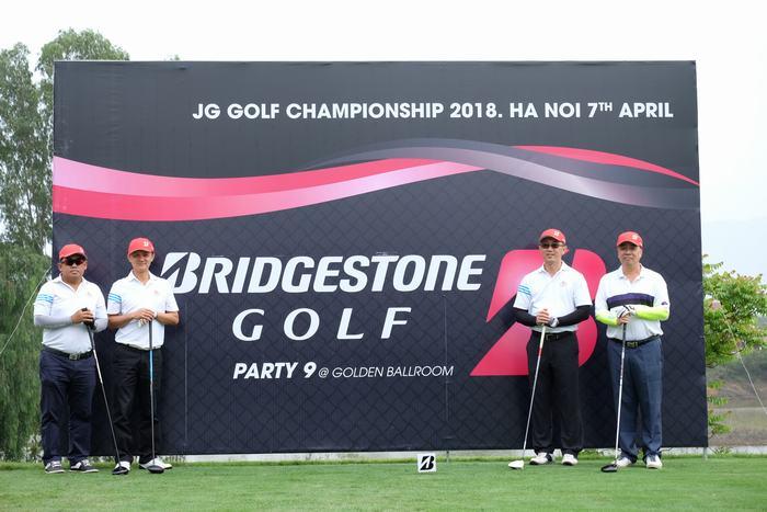 JG Golf Championship 2018