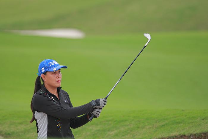 Golf thủ Nguyễn Thị Vân Anh
