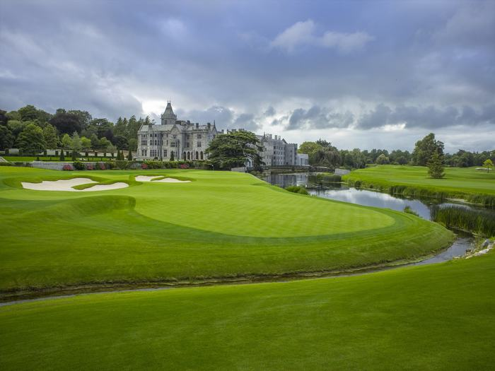 The Golf Course at Adare Manor 18th Hole