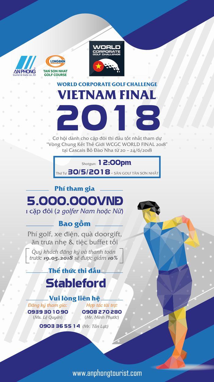 WCGC VIETNAM FINAL 2018 - POSTER -TV
