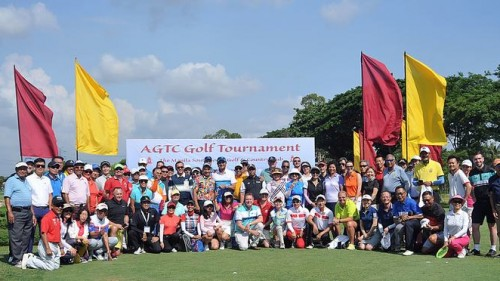 AGTC Golf Tournament at Manila Southwoods Golf & Country Club