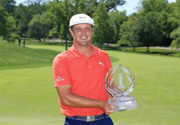 Bryson DeChambeau có chức vô địch thứ 2 trong sự nghiệp