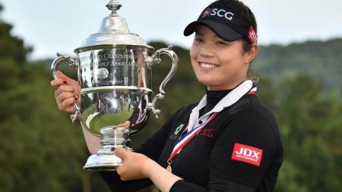 Ariya Jutanugarn có danh hiệu major thứ 2 trong sự nghiệp