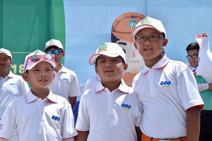 Nhiều golfer say nắng tại buổi thi đấu