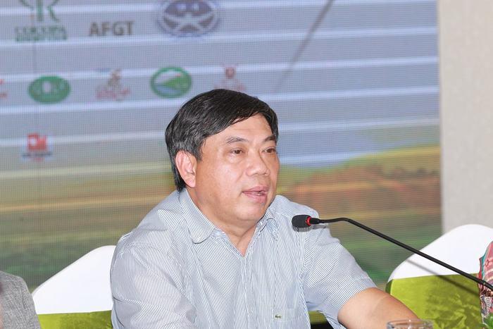 Ông Phạm Thành Trí - Phó TTK Hiệp hội golf Việt Nam