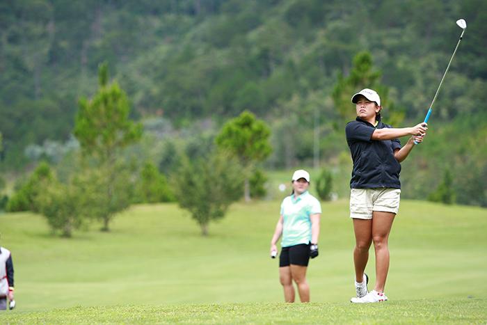 Golfer Hong Kong - Isabella Leung