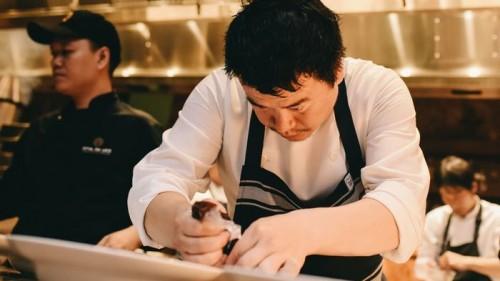Japanese Chef Yuichi Kamimura