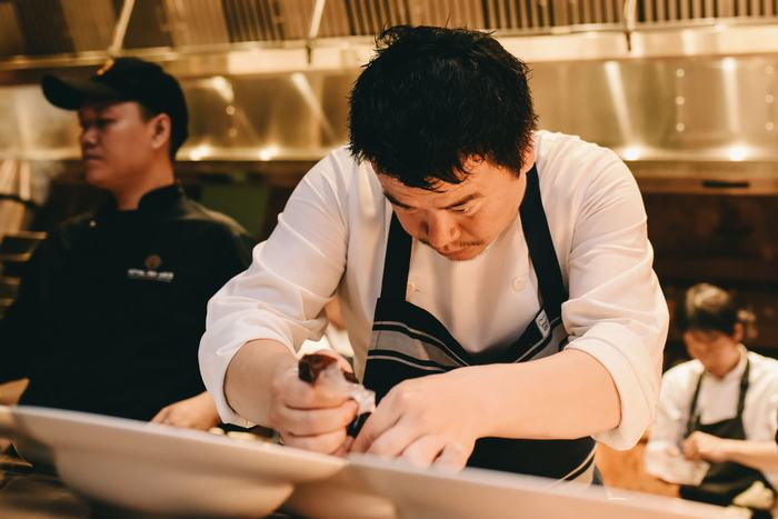 Đầu bếp Nhật với danh hiệu sao Michelin - Yuichi Kamimura