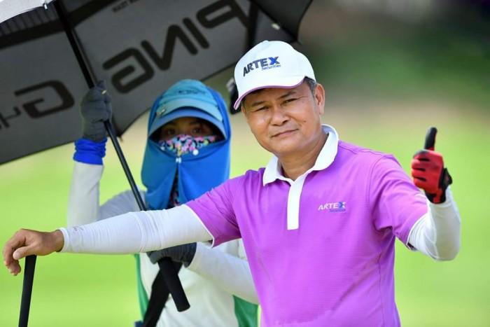 Golfer Đường Ngọc Dương vượt qua nhiều tên tuổi khác để vô địch