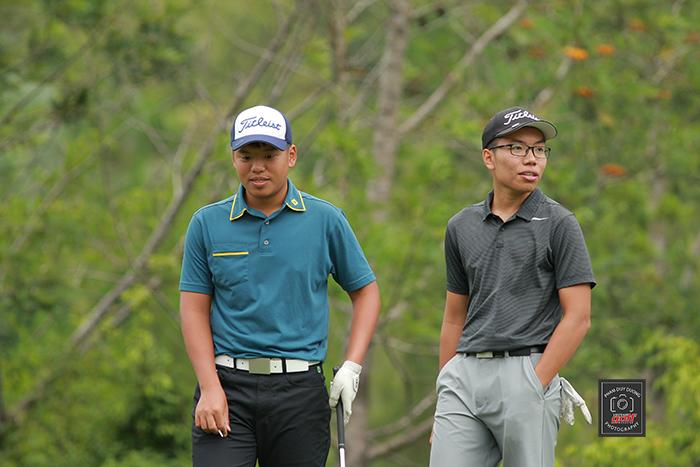 2 anh em Nguyễn Vũ Quốc Anh (Phải) và Nguyễn Vũ Đức Anh (Trái)