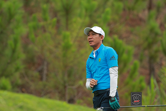 Golf thủ Lê Đình Anh